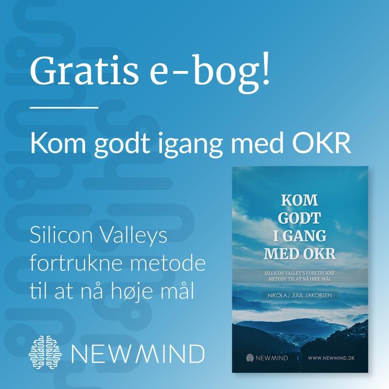 E-bog om OKR