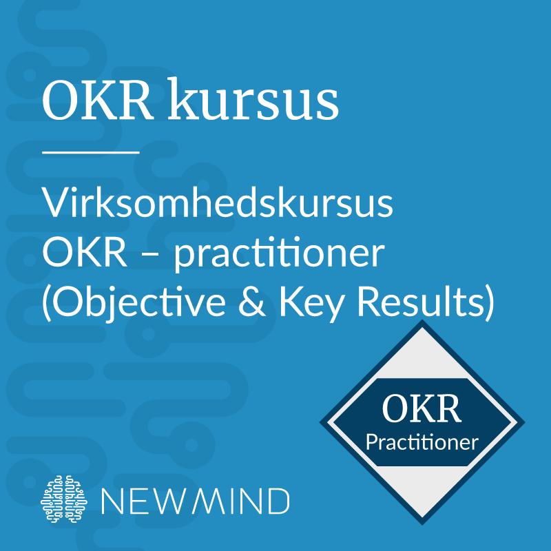 Kursus OKR practitioner